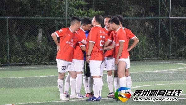 魅力之夜2021赛季7人制足球夏季联赛 嘿!兄弟2-3蓝翼