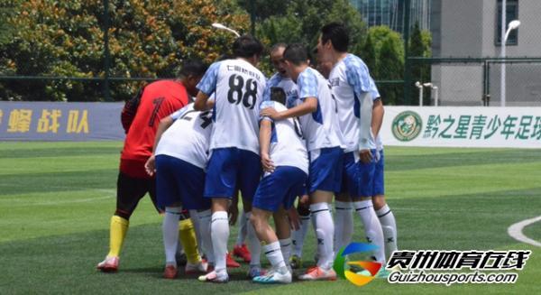 七眼桥镇足球联队1-2GOPLAY玩去生活 周波取得进球