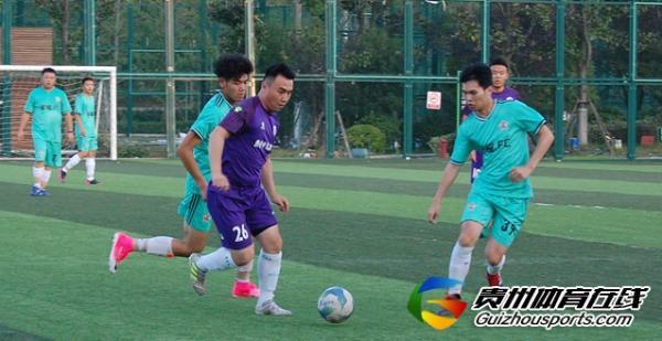 阜康堂0-3银利·星耀FC(B队) 李珂获评最佳球员