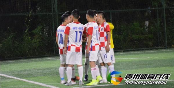 魅力之夜2021赛季7人制足球夏季联赛 慕念·民宿2-3福电98