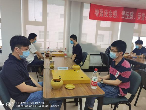 三星杯中国选拔赛第二轮 范廷钰丁浩连笑等二连胜