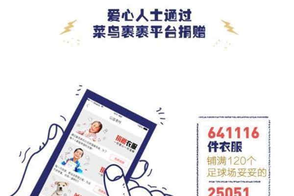 菜鸟裹裹发布年度公益报告 北京人最爱捐衣