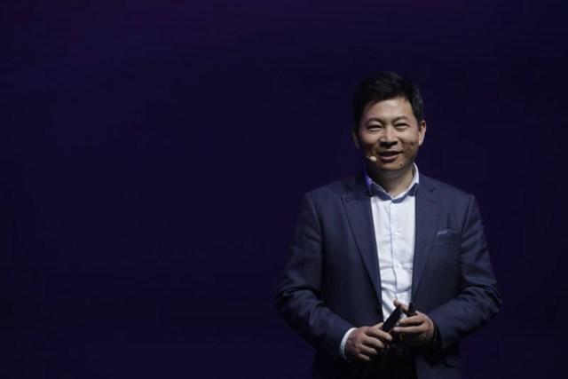 华为手机2018年发货已超1亿台 余承东豪言挑战2亿台年销量