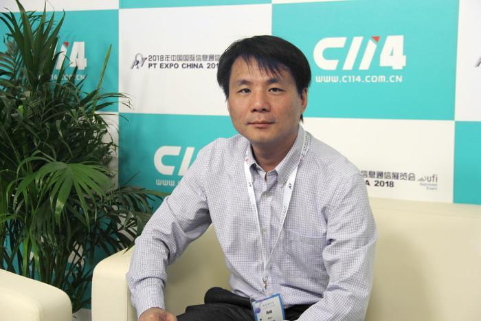 专访新华三陈峰:加速运营商网络重构,携手开拓行业市场