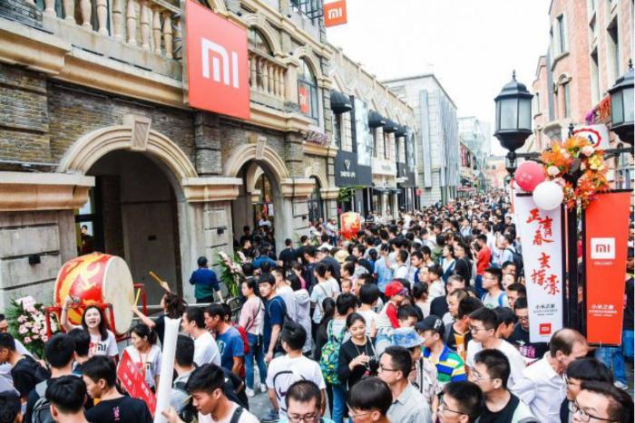 小米线下门店超2000家 其中自营小米之家达500家