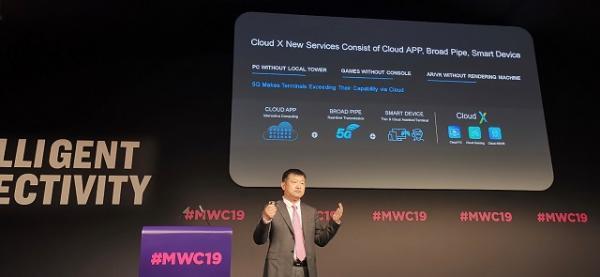 周跃峰:Cloud X为5G商用提供价值业务 构建完善生态很重要