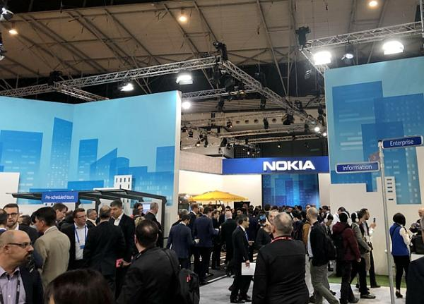 因5G竞争激烈 诺基亚2019年Q1出现营业亏损