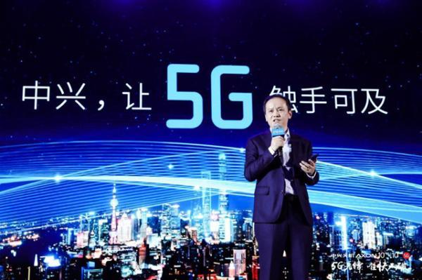 中兴终端CEO徐锋:5G时代重回主流厂商行列