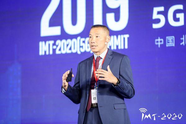英特尔Alex Quach:边云协同,加速5G基础设施创新