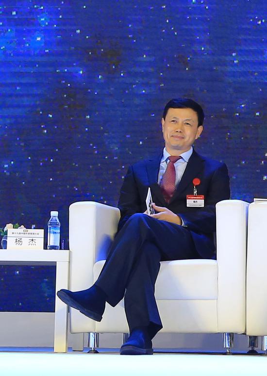 中国移动董事长杨杰:运营商这几年干的确实挺辛苦