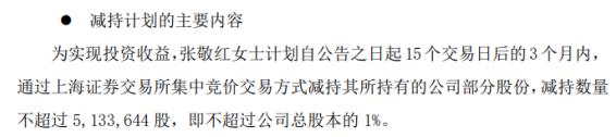 新力金融股东张敬红拟减持股份 预计减持不超总股本1%