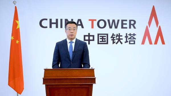 中国铁塔张权:已累计建成5G基站25.8万个 共享率达到97%