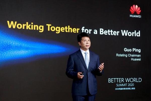 """华为郭平:5""""机""""协同释放5G网络红利,助力客户和伙伴商业成功"""