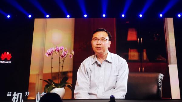 华为杨超斌:中国领跑5G发展 到年底站点和用户数占比全球70%以上