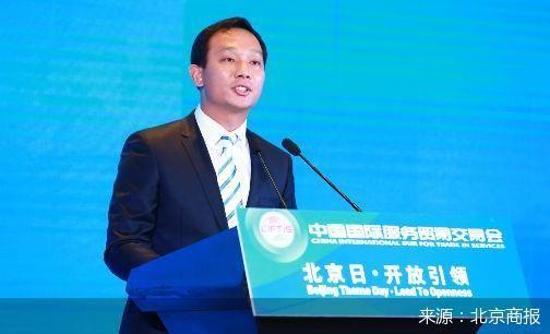 【收官·北京日】延庆区副区长丁章春:打造冰雪体育产业高地