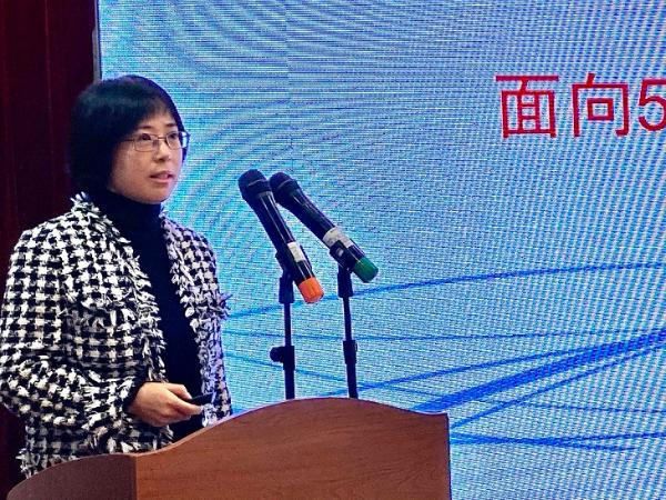 中国电信李艳芬:5G Massive MIMO天线部署需要引入AI化