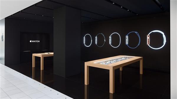 叹息!苹果宣布关闭全球最后一家Apple Watch专营店