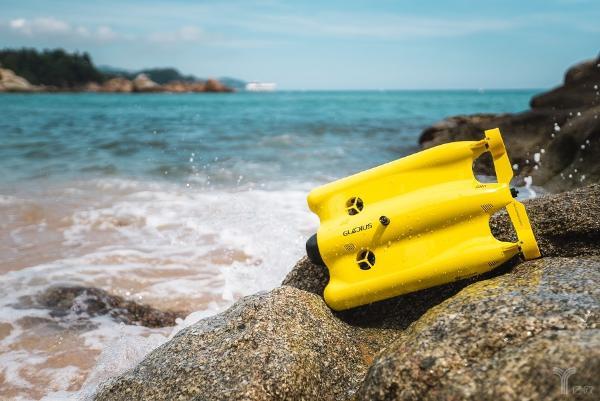 水下机器人潜行创新获深创投数千万Pre-A轮融资