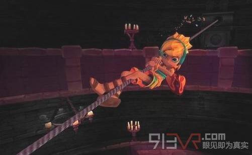 VR版本《莱拉的故事:隐身》将登陆Oculus Go