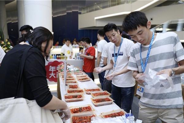 苏宁618一小时战报:龙虾11分41秒送达 榴莲卖出10万只