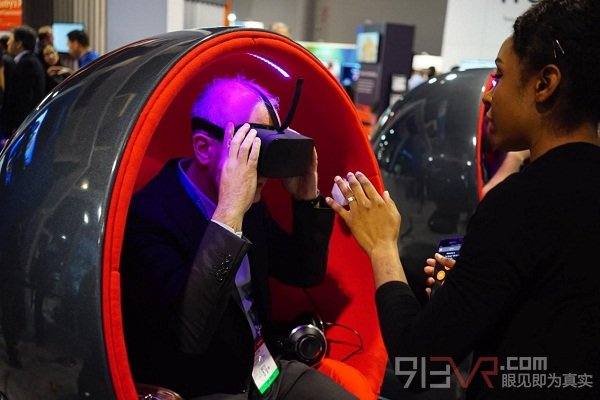 Oculus发现坐着玩VR游戏模式是主流用户需求