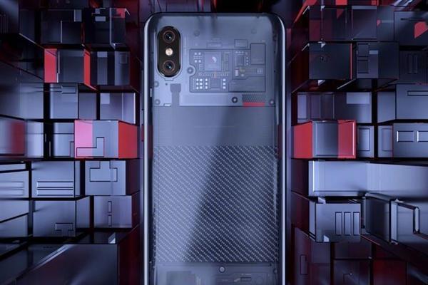 """雷军""""喜提""""小米8透明探索版:3D结构光+屏下指纹"""