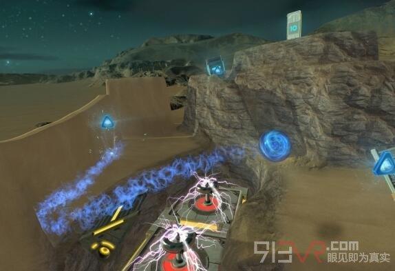 VR游戏《Super Puzzle Galaxy》推出全新DLC增加游戏功能