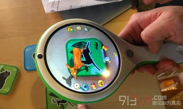 越来越多玩具厂商将目光对准AR技术