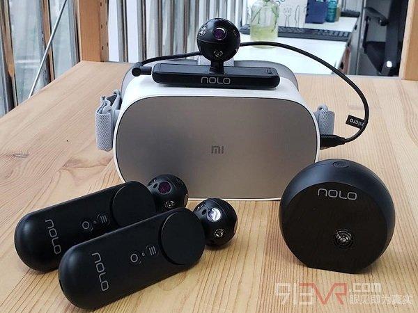 打造个人VR设备的爆款:专访NOLO CMO徐晨