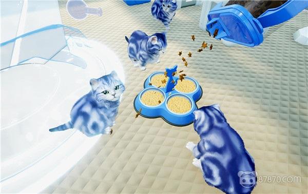 一大群肥宅快乐兽接近中:《Kittend》上架Steam