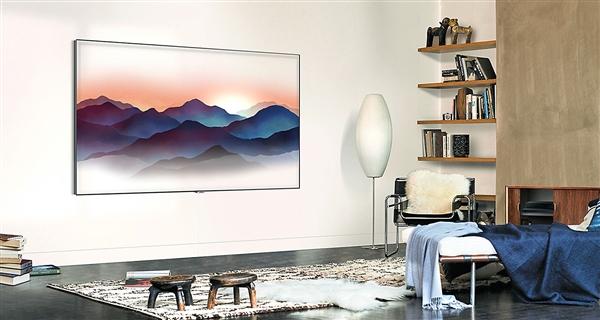 三星8K分辨率QLED电视面板将引入新导光工艺
