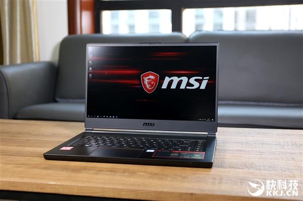 144Hz窄边电竞屏:微星GS65八代游戏本图赏