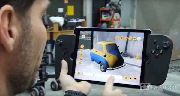宏碁发布第二代Windows 10 MR头显OJO 500 憨豆先生玩VR闹乌龙