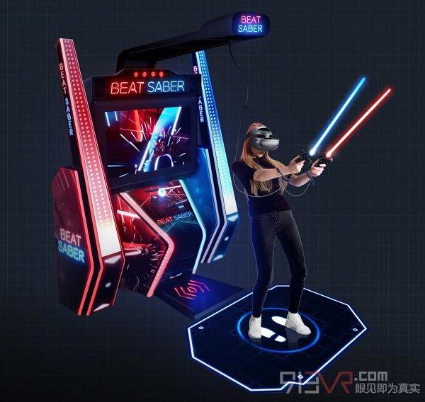 VR现象级游戏《Beat Saber》将推线下体验街机