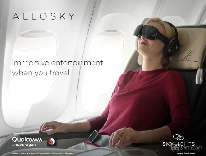 阿拉斯加航空两条航线为头等舱旅客提供VR观影服务