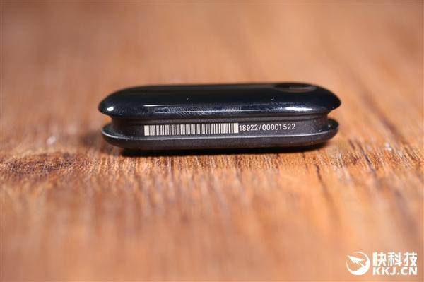 全球仅666支!小米手环3 NFC限量纪念版开箱图赏