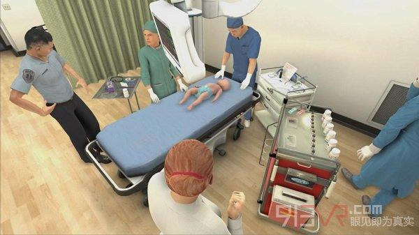 CHLA和Oculus合作扩展VR医疗培训计划