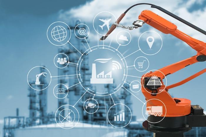 一周智能制造汇总丨五年投入至少800亿,碧桂园进军机器人行业