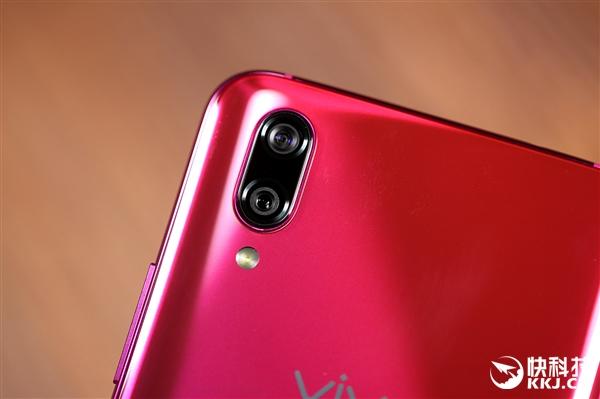 vivo X23首发开箱图赏:红紫辉映颜值爆表