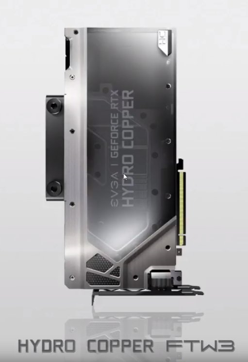 EVGA首推水冷版RTX 2080(Ti):压制260W功耗