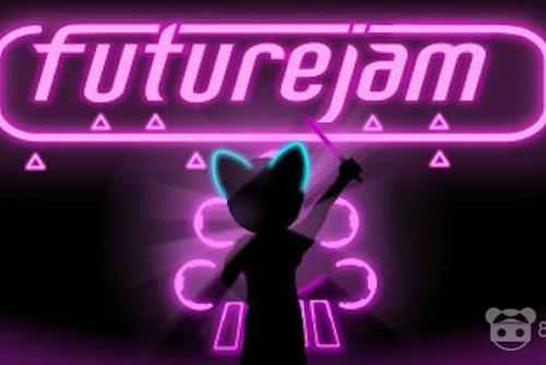 音游《Futurejam》体验丨成为爆裂鼓手前,要...