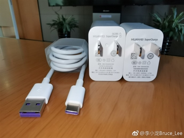 华为Mate 20 Pro 40W快充头兼容性逆天:老手机也能用