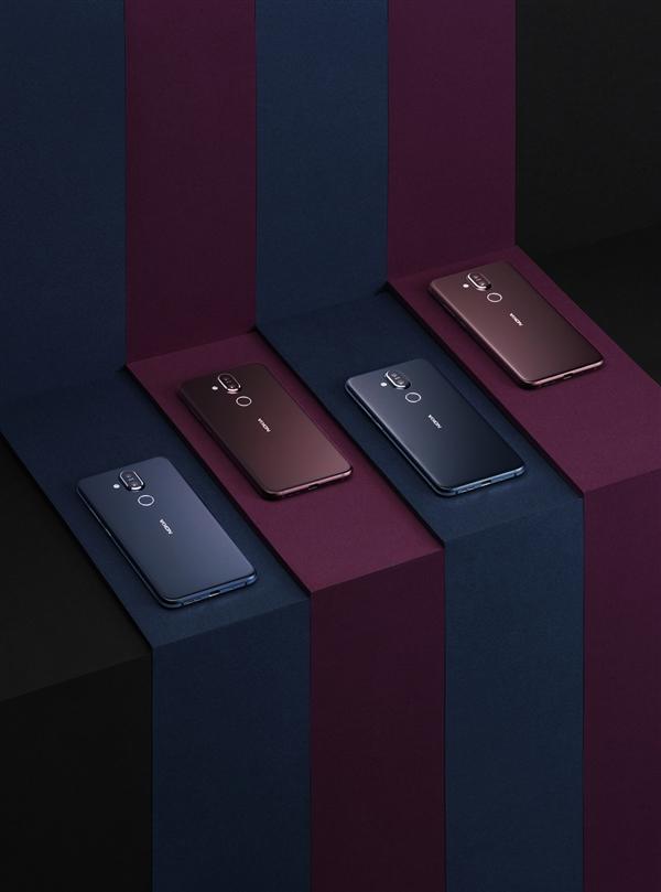 诺基亚X7发布:骁龙710加持 1699元起