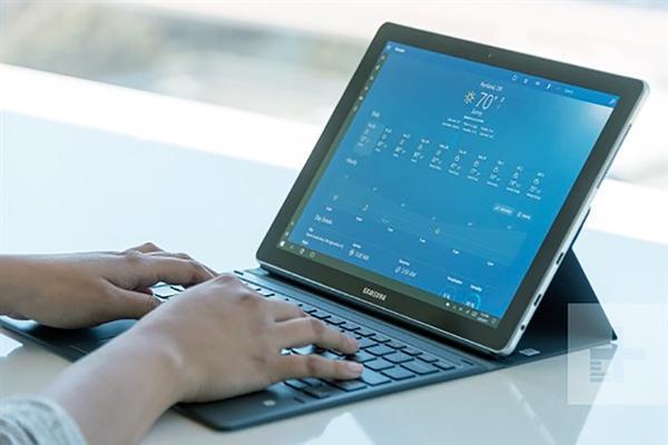 三星发布骁龙850笔记本Galaxy Book2:...