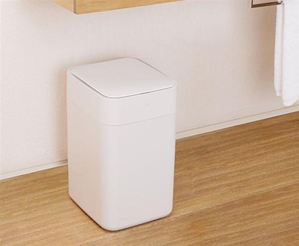 小米众筹智能垃圾桶开售:自动封口换袋