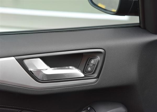 Kiekert公司推出新型智能车锁 仅需指纹或手机即可无钥匙进入