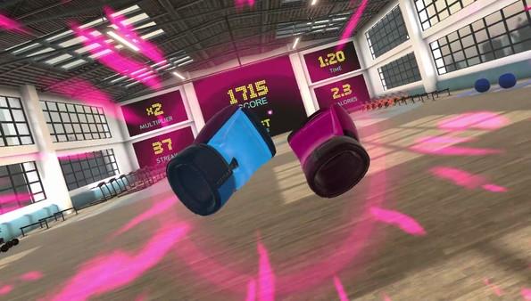 还去健身房举铁?VR:好身体也能这样玩出来