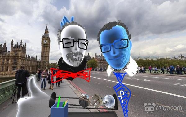 Facebook、腾讯、微软皆入局,VR社交的魅力到底在哪?