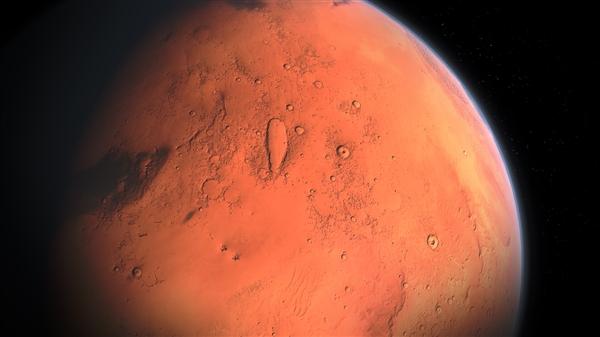 NASA在火星上发现一颗金色岩石 派遣好奇号调查