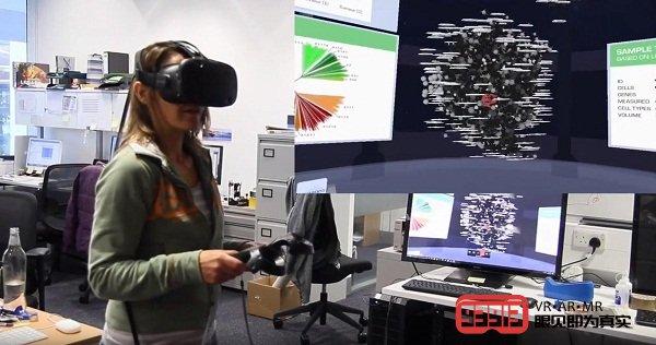 VR在医疗方面的作用将越来越重要